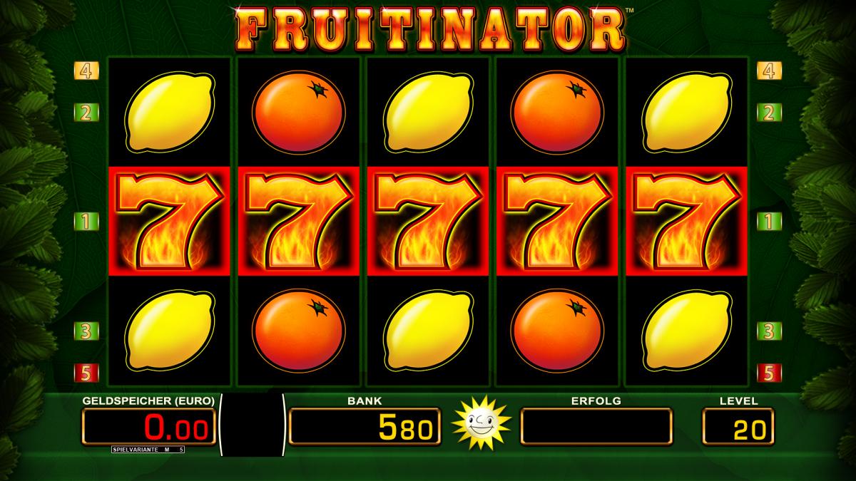 Fruitinator App