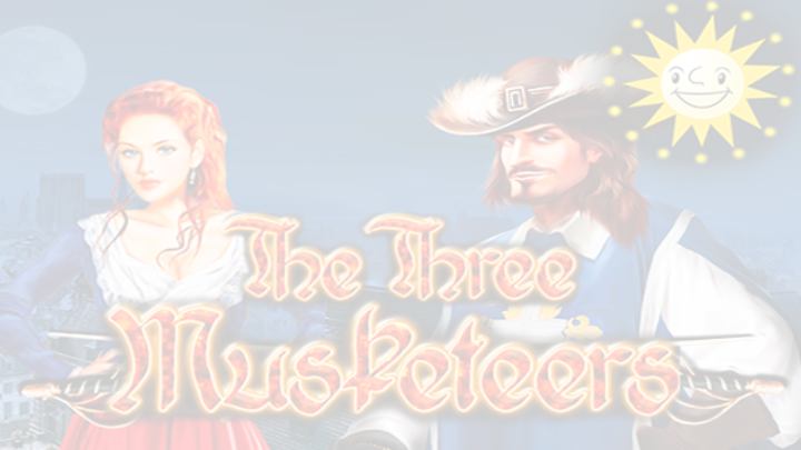 The three musketeers_1